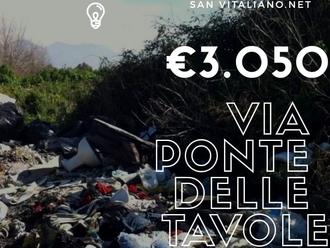 San Vitaliano, ecco quanto ci costa l