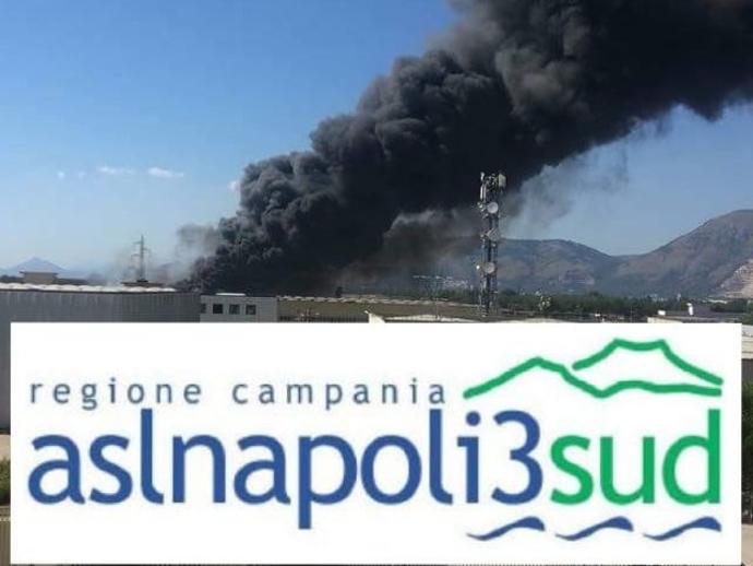 Incendio a San Vitaliano, le parole dell