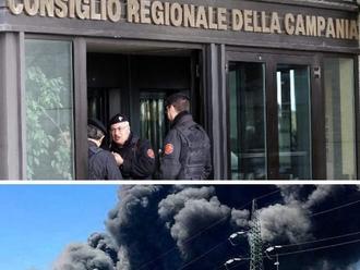 Incendio 1 luglio, le richieste di Carpino in Regione