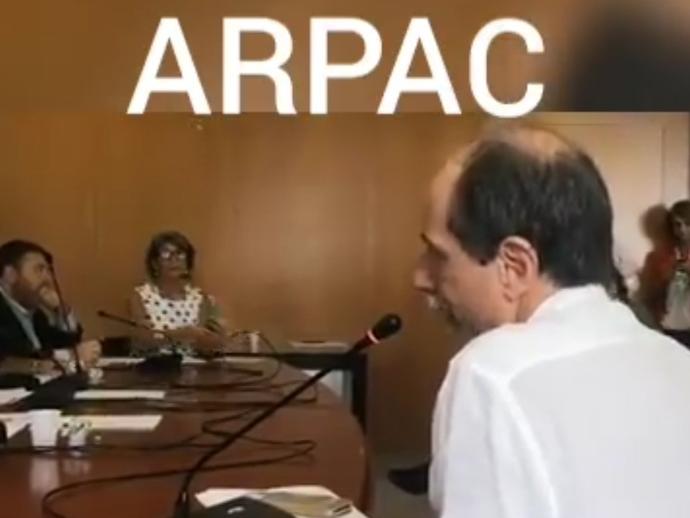 ARPAC chiarisce su Diossina e centraline