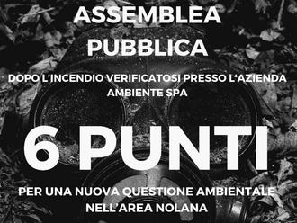 Domenica mattina la manifestazione ambientale a San Vitaliano: ma le sigle locali ?