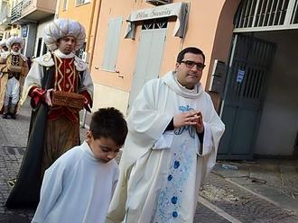 La buona domenica del nostro Don Francesco