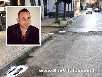 San Vitaliano, al via la pulizia delle caditoie e l