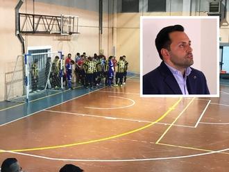 Sport a San Vitaliano, il delegato Scala inizia dalla Polisportiva Comunale