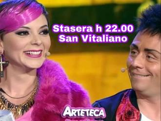 Corrida+Arteteca+Fuochi : stasera scendi in piazza, trascorri la serara a San Vitaliano !