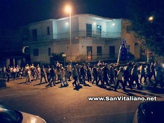 Con la Processione di ieri, chiudono le celebrazioni religiose a San Vitaliano