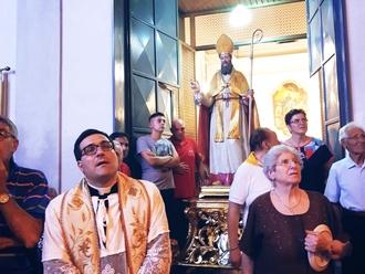 Il nostro Santo Patrono rientra nella Chiesa Madre