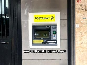 San Vitaliano, riapre finalmente il Postamat
