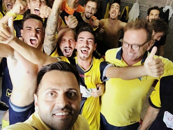San Vitaliano calcio, col Cimitile la prima vittoria della stagione