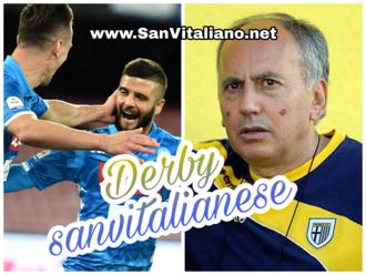 Napoli - Parma : il derby sanvitalianese !