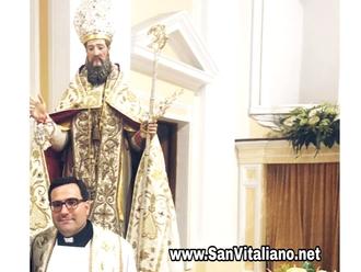 Don Francesco Stanzione: buona domenica di gioia!