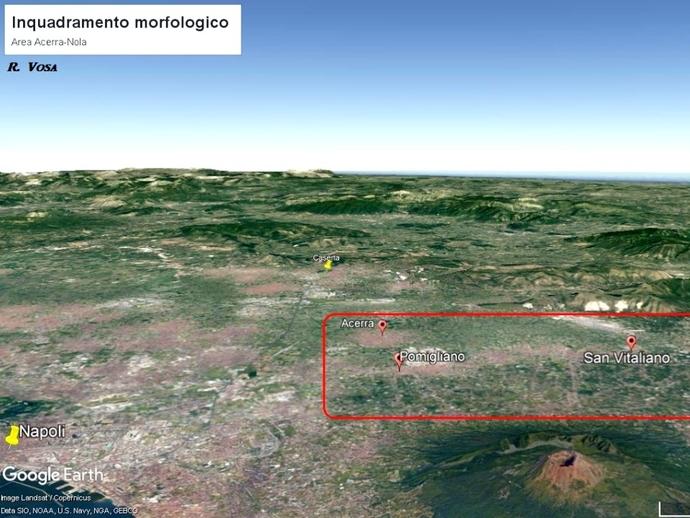 San Vitaliano: Inquinamento atmosferico e territorio