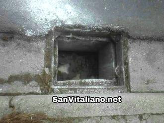 San Vitaliano, rubate le griglie delle caditoie sulla via del Cimitero