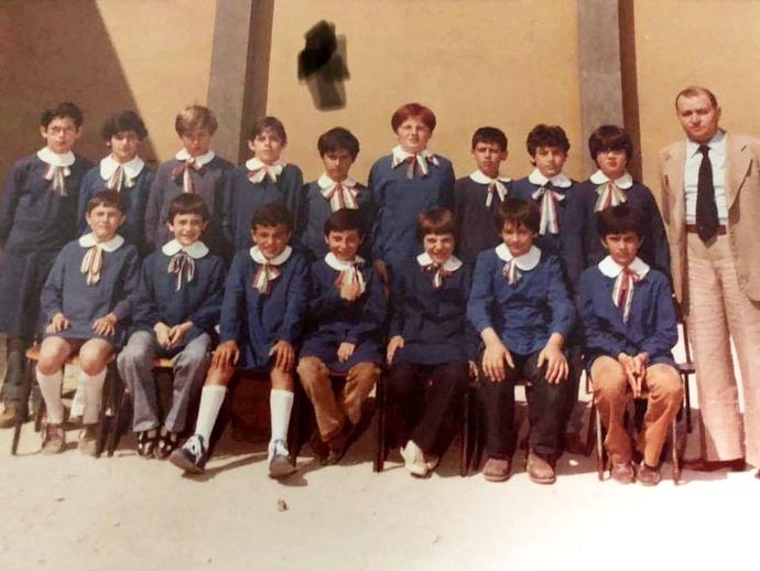 San Vitaliano, a scuola con un salto di 40 anni: e voi dove siete?