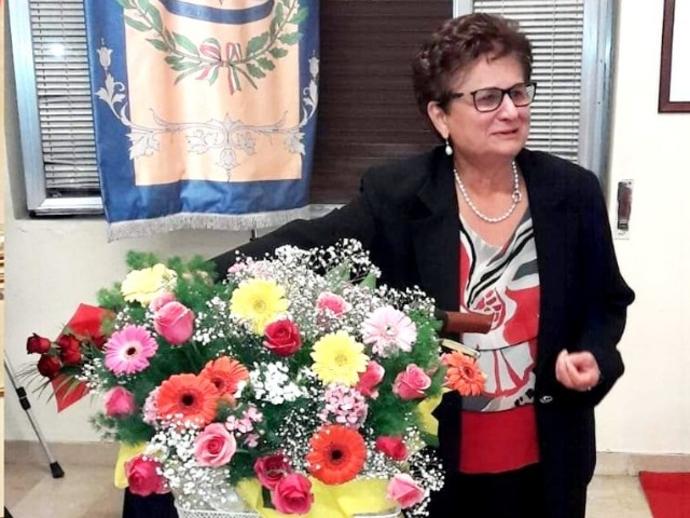 San Vitaliano, Palmina va in pensione: falle gli auguri!