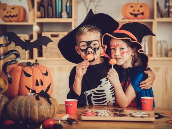 Halloween a San Vitaliano: la festa per i bambini è targata Ludoteca Spazio Creativo