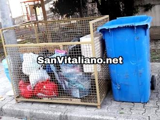San Vitaliano, orari di conferimento della raccolta differenziata non rispettati: ecco quali sono !