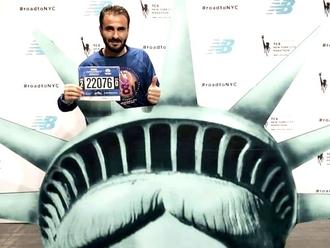 Vitaliano Spiezia, un sanvitalianese alla maratona di New York