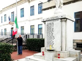 San Vitaliano celebra la Giornata dell'Unità Nazionale:ecco le parole del Sindaco Raimo