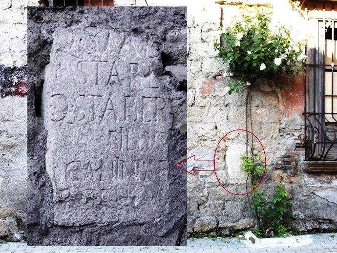 San Vitaliano, in Via Parrocchia tracce di romanità