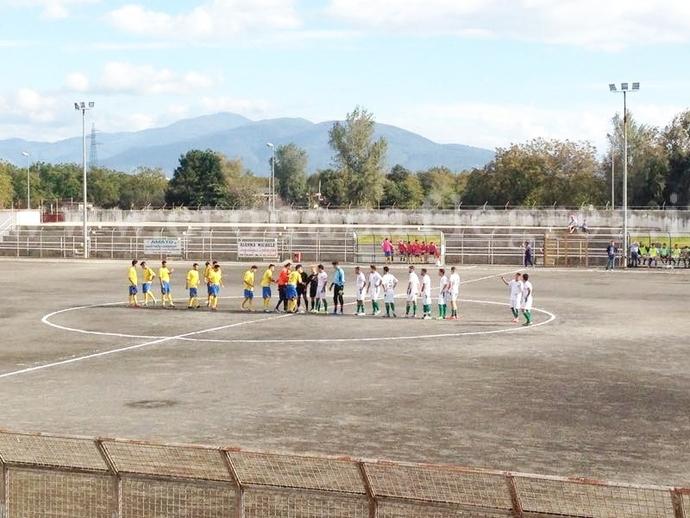 Calcio, vittoria del San Vitaliano corsaro ad Ariano