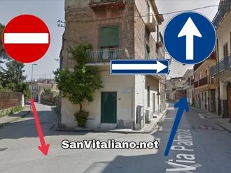 San Vitaliano, ecco i nuovi sensi unici di marcia: al via la sperimentazione