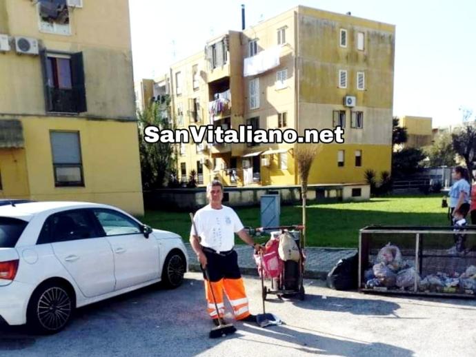 San Vitaliano, grazie a te perché mantieni le strade pulite: ecco la stima di un residente...