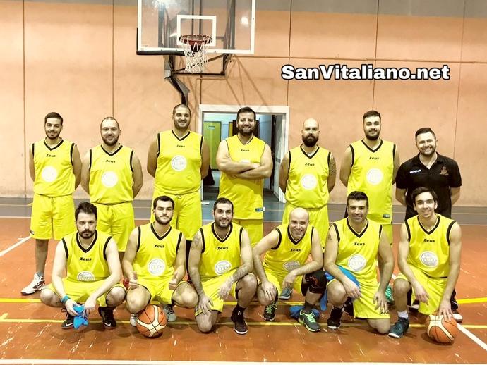 Basket: ecco i ragazzi che rappresentano San Vitaliano in giro per la Campania