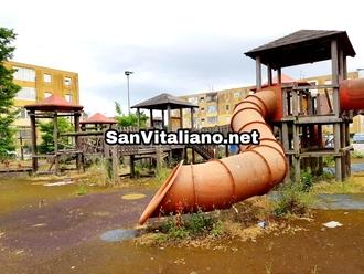 San Vitaliano, chi vuole comprare il parco giochi? Pubblicato il bando per la cessione..