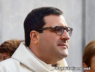 San Vitaliano, la buona domenica di Don Francesco