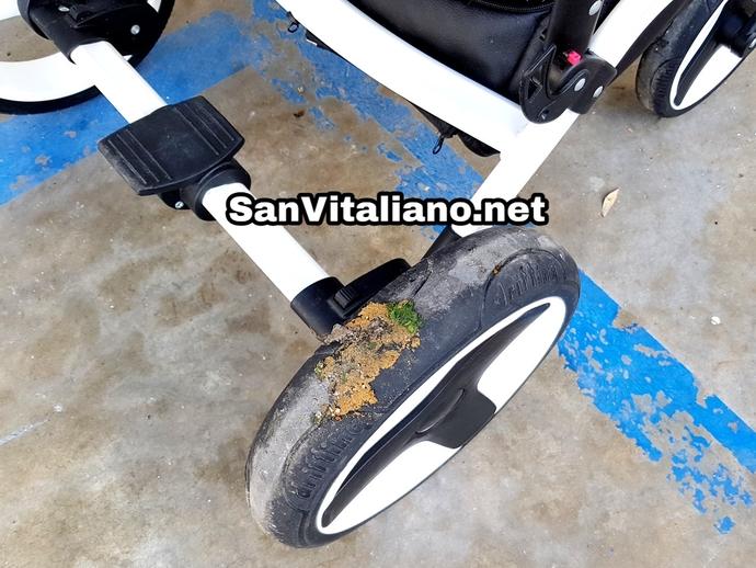 San Vitaliano non è un paese per poppanti !