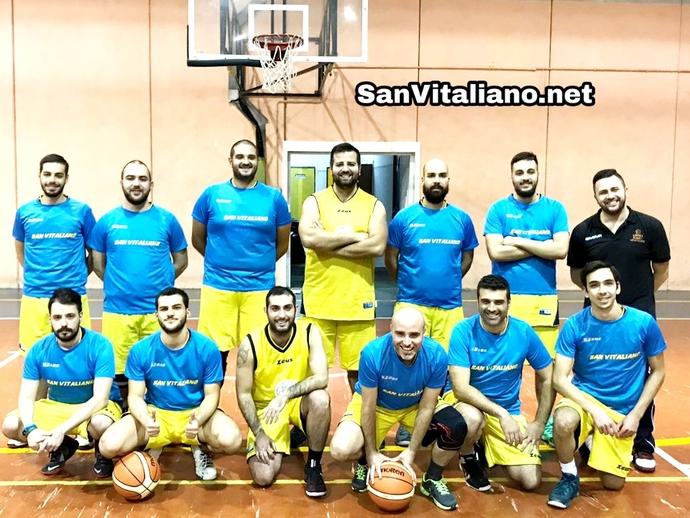 Basket, San Vitaliano battuta dal Casalnuovo: Coach Raimo fiducioso