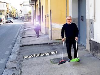 Per la pulizia di San Vitaliano serve la volontà di tutta la comunità