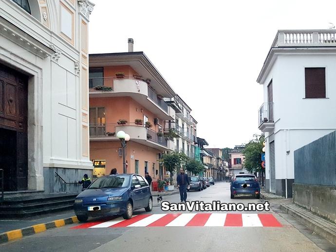 San Vitaliano, la nuova segnaletica pagata con le multe dei cittadini