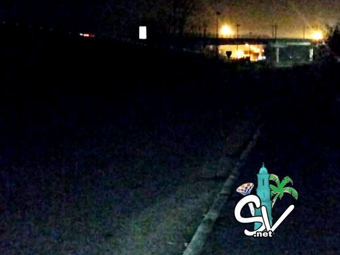 San Vitaliano, il buio della stazione