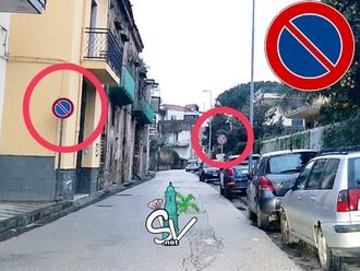 San Vitaliano, vietato parcheggiare lungo via Dante: pronto il pugno duro