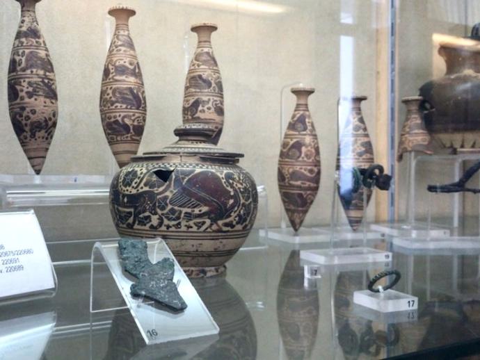 Bellezze a pochi metri da San Vitaliano: il Museo Archeologico di Nola