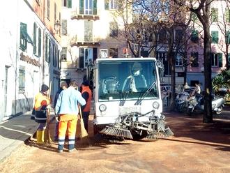 San Vitaliano, dalla Città Metropolitana 25.000 euro per spazzatrici ed automezzi green