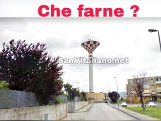 San Vitaliano, il nostro fungo: simbolo o bruttura del paese?