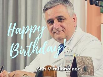 Buon compleanno Antonio !