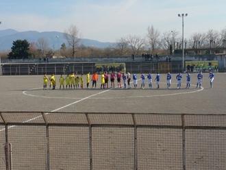 San Vitaliano calcio, racimolato un punto contro Serino