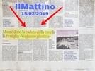 Rassegna stampa: la triste scomparsa del dott. Antonio Spiezia sulle pagine de IlMattino