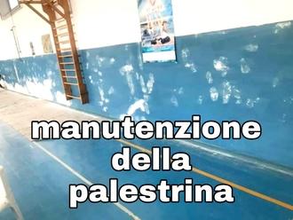 San Vitaliano, avviati gli interventi di manutenzione della palestra di via Risorgimento: i dettagli