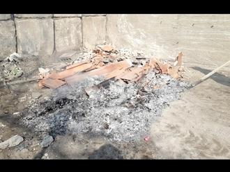 San Vitaliano, incendiano rifiuti nella loro azienda: due fratelli denunciati
