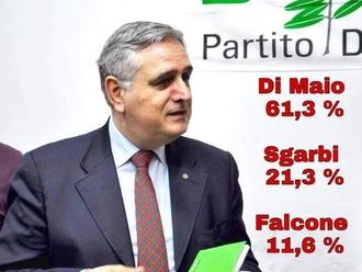 Ad un anno dalle politiche: e se Falcone fosse andato al voto oggi, sarebbe cambiato qualcosa?
