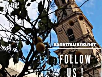 SanVitaliano.net è Sito, Facebook o instagram: una finestra sempre aperta sul tuo paese
