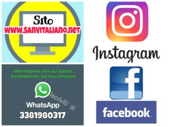 SanVitaliano.net: e tu sai dove leggerci ?