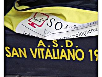 San Vitaliano calcio: sconfitta con Sanseverinese.