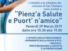 San Vitaliano, la scuola come una cittadella della Salute: al via oggi screening ed informazioni...
