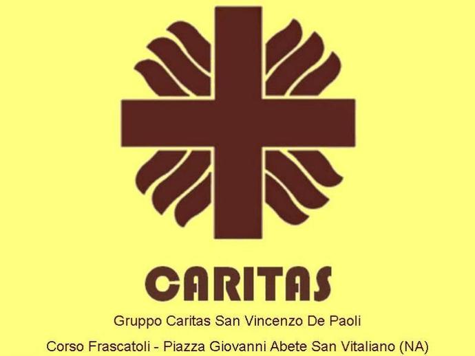 San Vitaliano Gruppo Caritas- Consegna pacchi alimentari